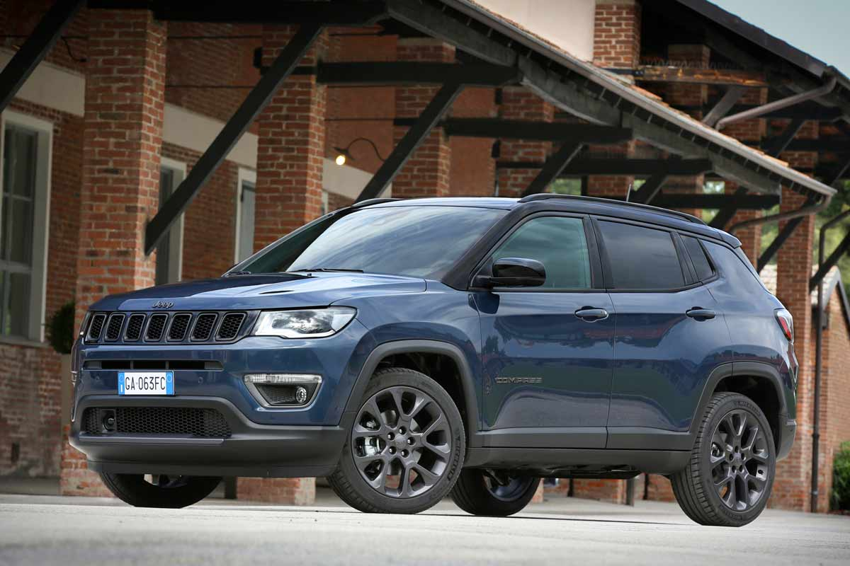Jeep Compass My21 Limited 1.6 Diesel 130hp Mt Fwd