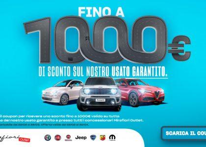 promo auto usate marzo 2021 Ragusa siracusa Catania